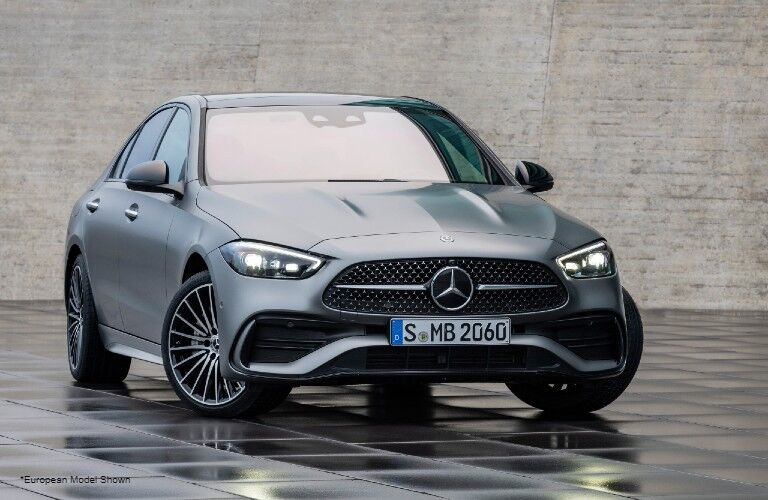 2022 Mercedes-Benz C-Class from front