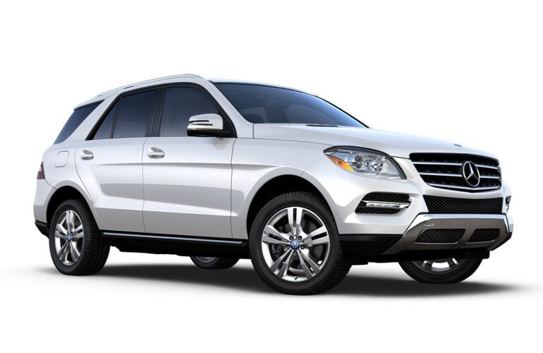 Pre-Owned Mercedes M-Class in Queens, NY models