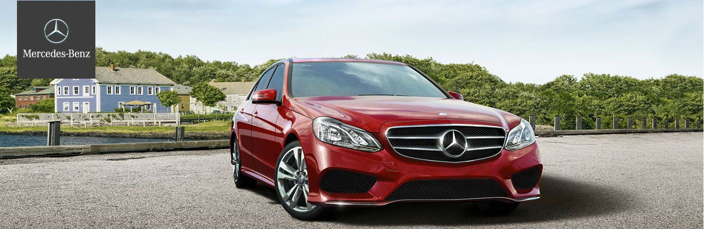 Pre-Owned Mercedes E-Class in Queens, NY