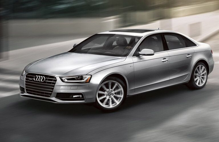 Pre-Owned Audi A4 In Queens, NY features