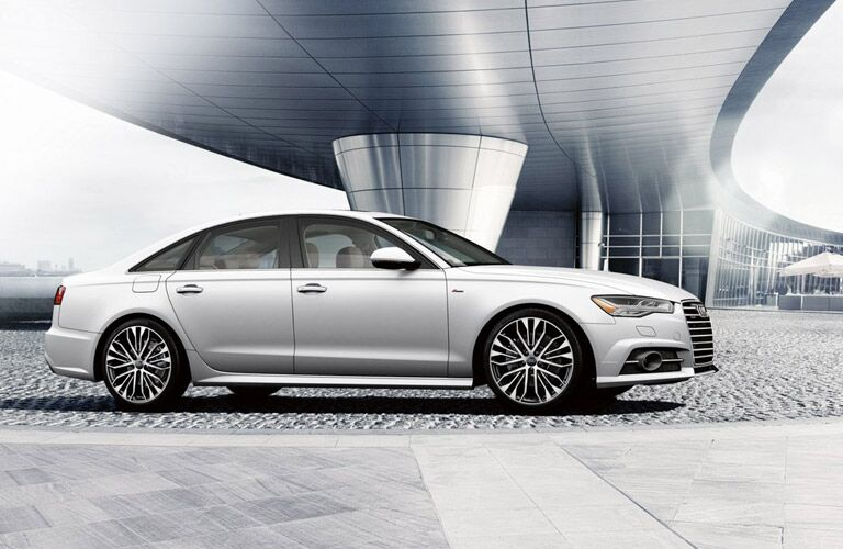 Pre-Owned Audi A6 In Queens, NY silver