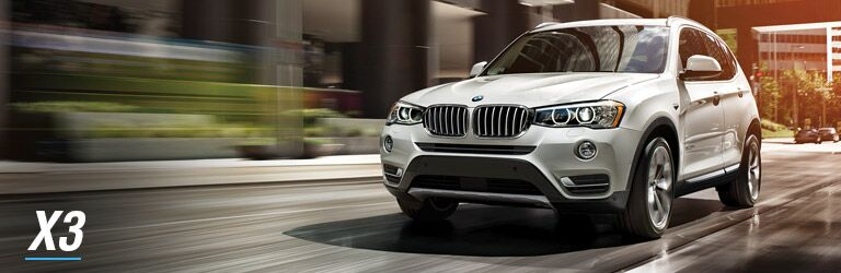 You May Also Like BMW X3