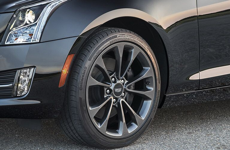 Cadillac ATS wheel