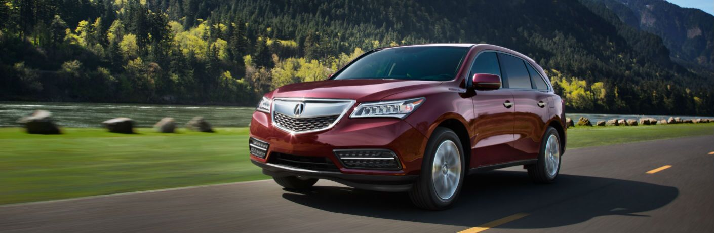 Used Acura MDX Models for Sale Queens NY