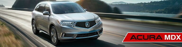 learn more about the Acura MDX