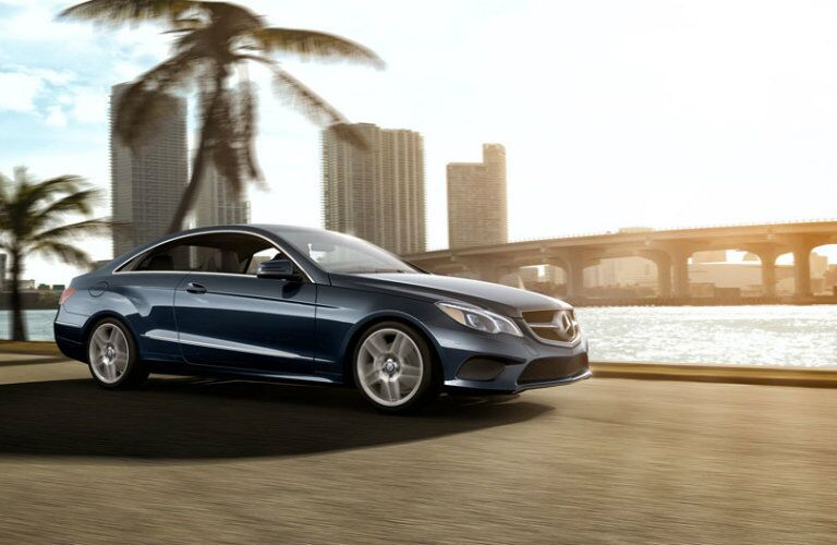 2017 Mercedes-Benz E 400 Coupe design