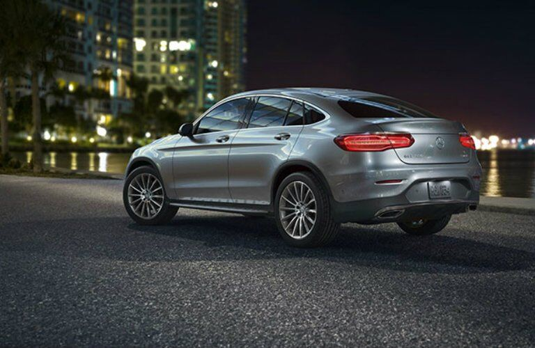 2017 GLC Coupe Selenite Grey Metallic