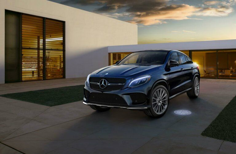 2017 AMG GLE Lunar Blue Metallic