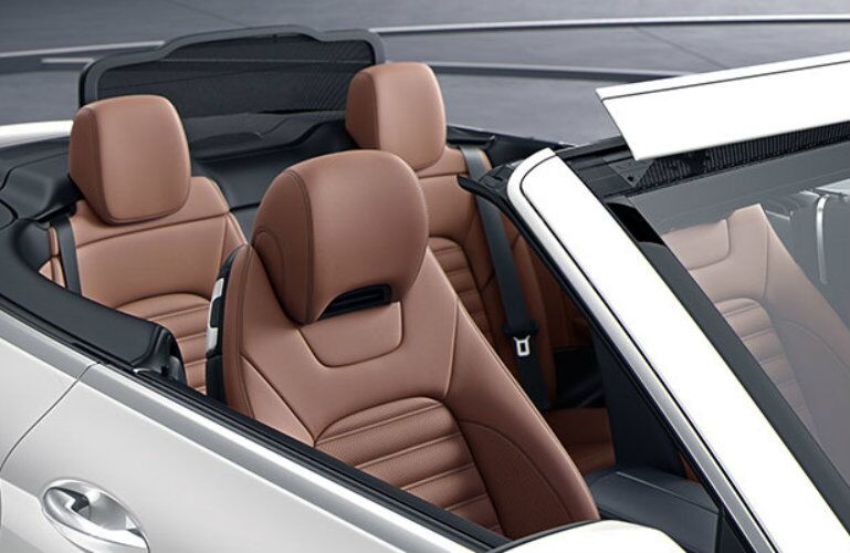 2017 AMG C 43 interior options