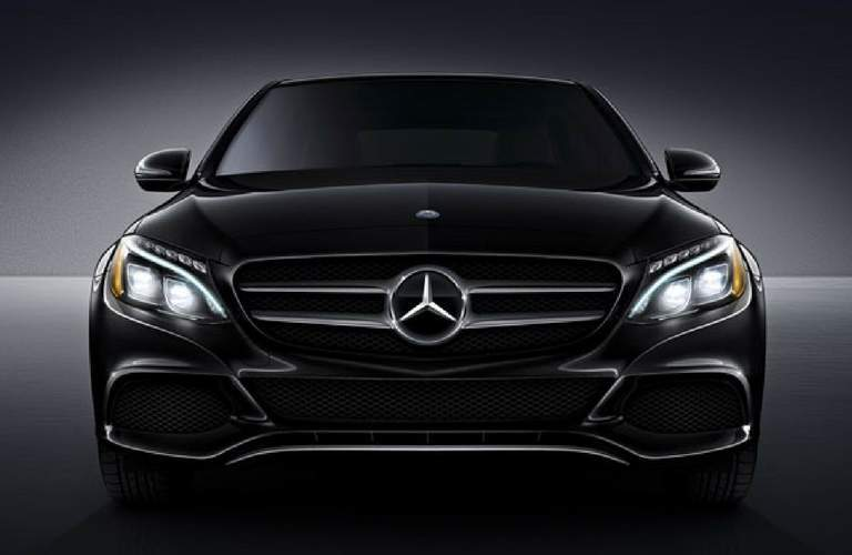 2018 Mercedes-Benz C-Class Sedan Grille