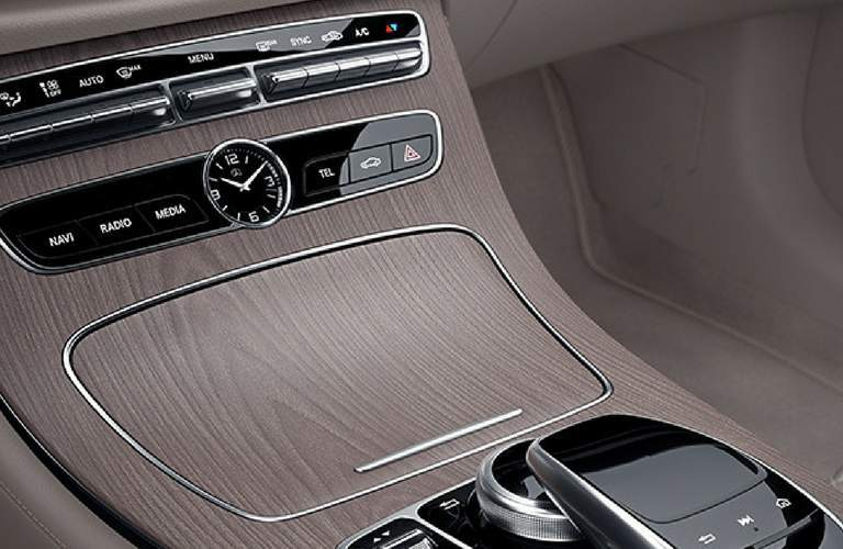 2018 Mercedes-Benz E-Class Cabriolet Touch Pad Controller