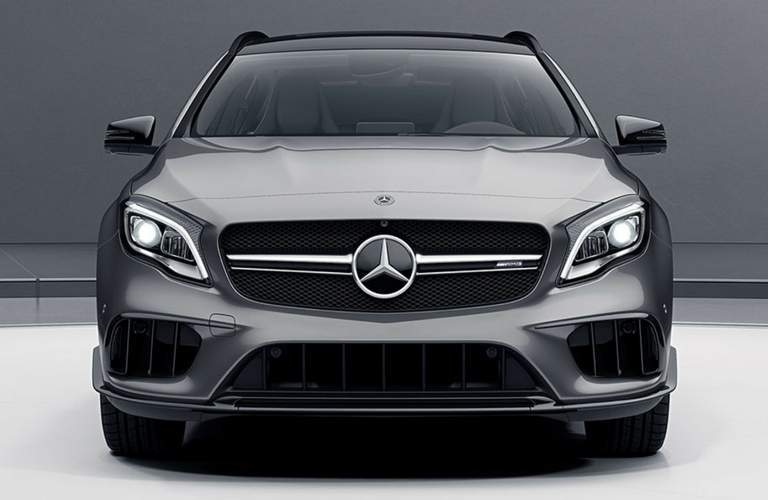 Grille of 2018 Mercedes-AMG® GLA 45 SUV