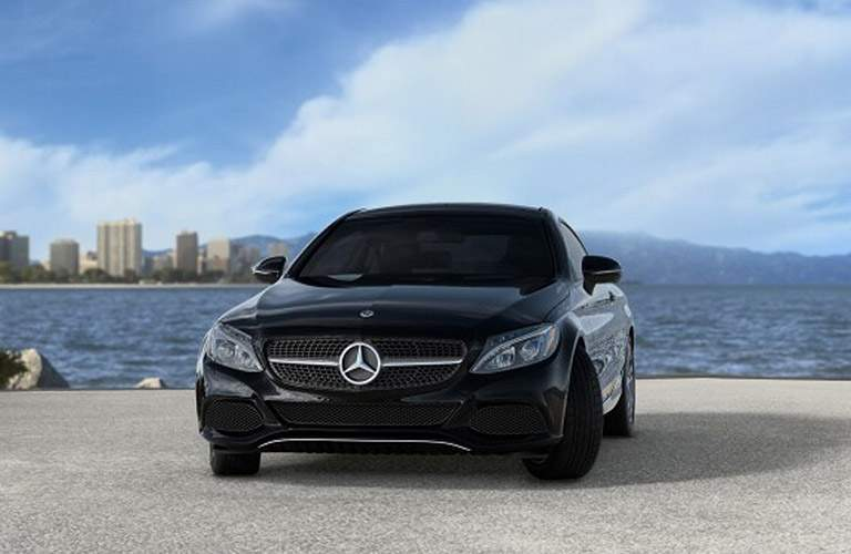 2018 Mercedes-Benz C 43 AMG® Sedan grille view