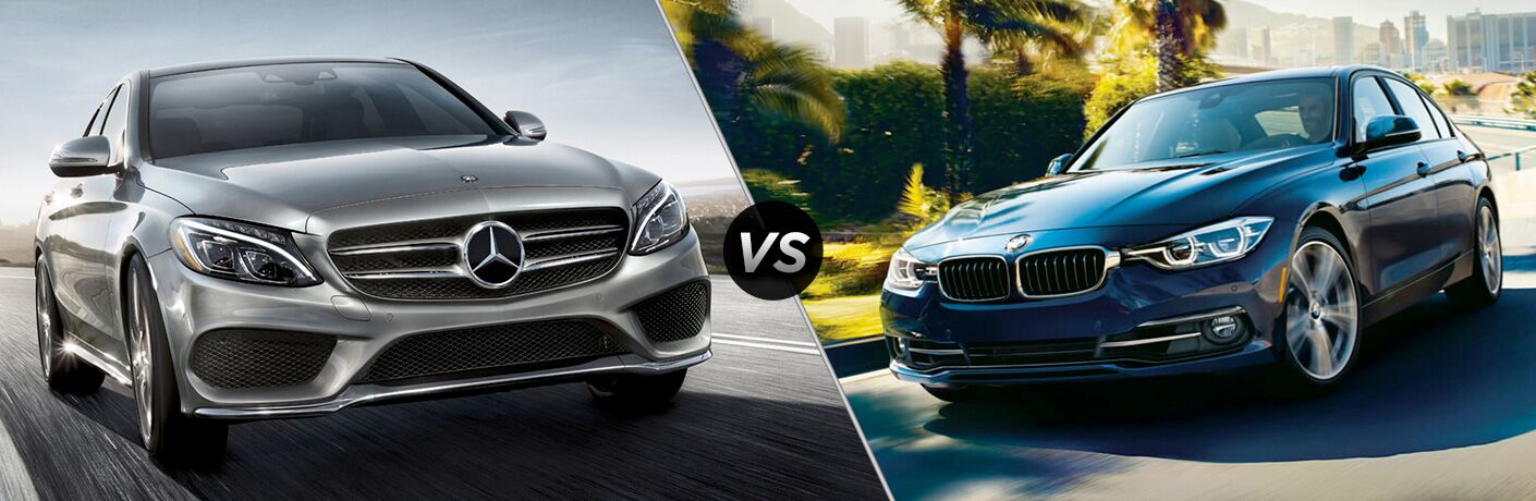 2018 Mercedes-Benz C-Class vs 2018 BMW 3 Series