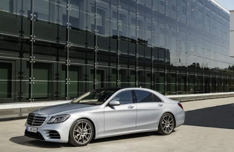 2018 S-Class new 20-inch wheel options
