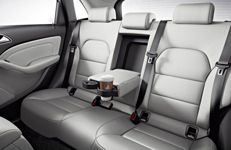 2017 B250e comfort amenities