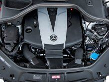 Mercedes-Benz Engine and Drivetrain