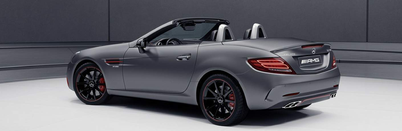 2018 Mercedes-AMG SLC 43 Roadste in showroom