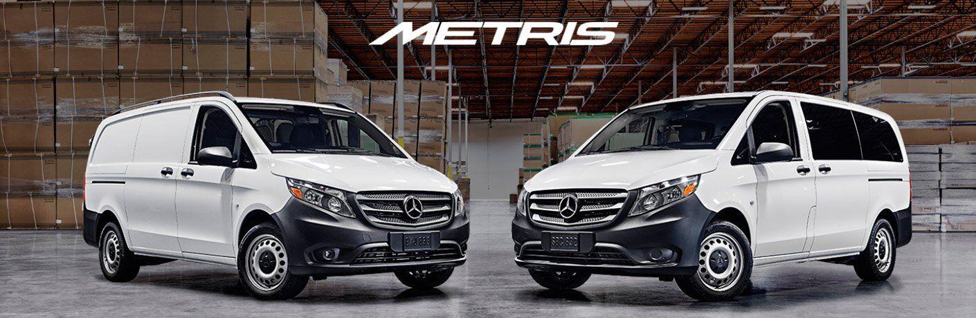 2017 Mercedes-Benz Metris Gilbert AZ