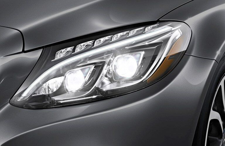 2017 MB Class LEd Lighting