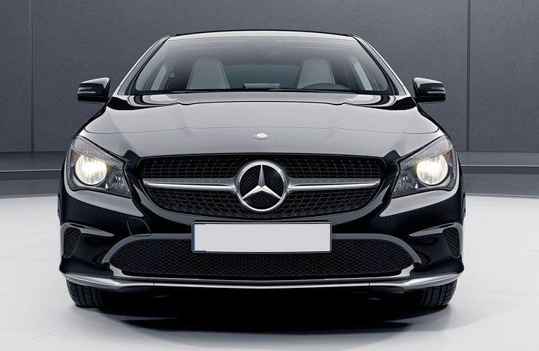 2017 Mercedes-Benz CLA Grille