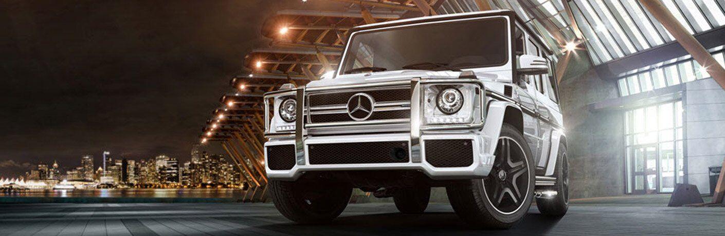 2017 mercedes benz g class suv gilbert az for Mercedes benz gilbert az