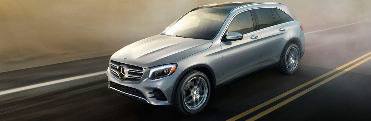 2017 Mercedes-Benz GLC SUV Gilbert, AZ