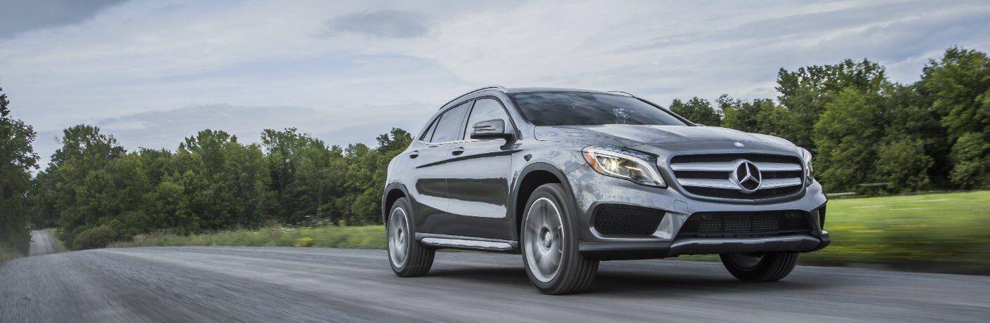 2017 Mercedes-Benz GLA SUV Gilbert AZ