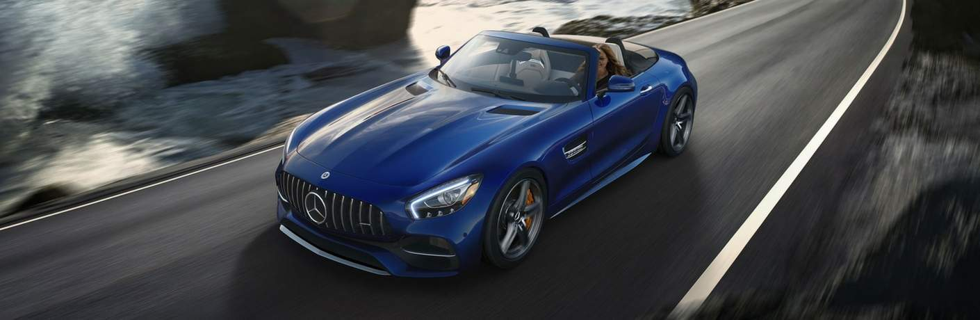 2018 Mercedes-Benz AMG® GT Roadster Gilbert AZ
