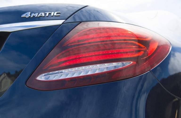 2018 Mercedes-Benz E-Class Sedan 4MATIC