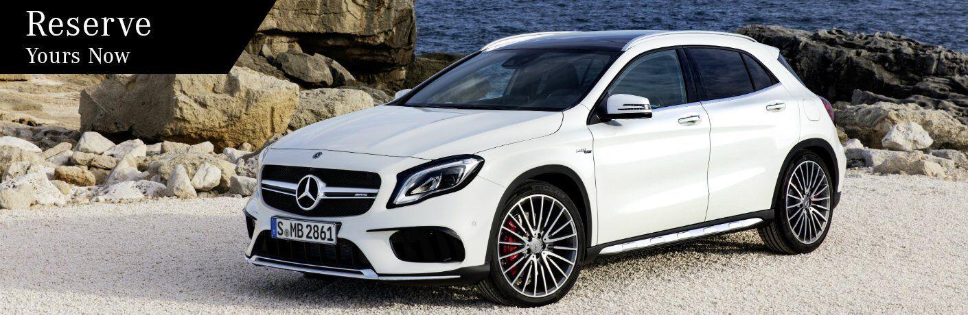 Reserve a 2018 Mercedes-Benz GLA Gilbert AZ