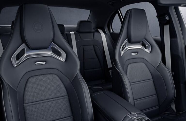 2020 Mercedes-Benz E-Class interior sport seats