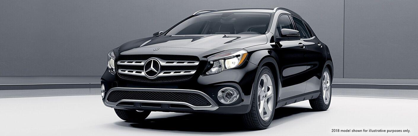 2019 Mercedes-Benz GLA 250 exterior profile