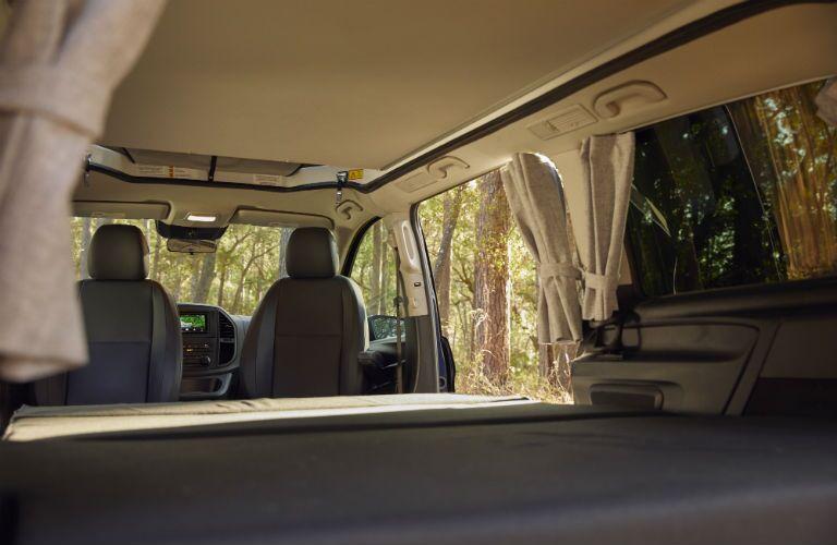 Mercedes-Benz Weekender interior