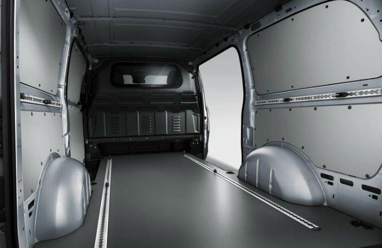 Metris cargo space