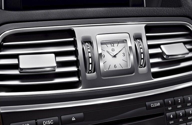 E-Class Coupe Clock