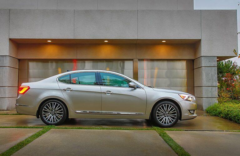 2016 Kia Cadenza exterior color options