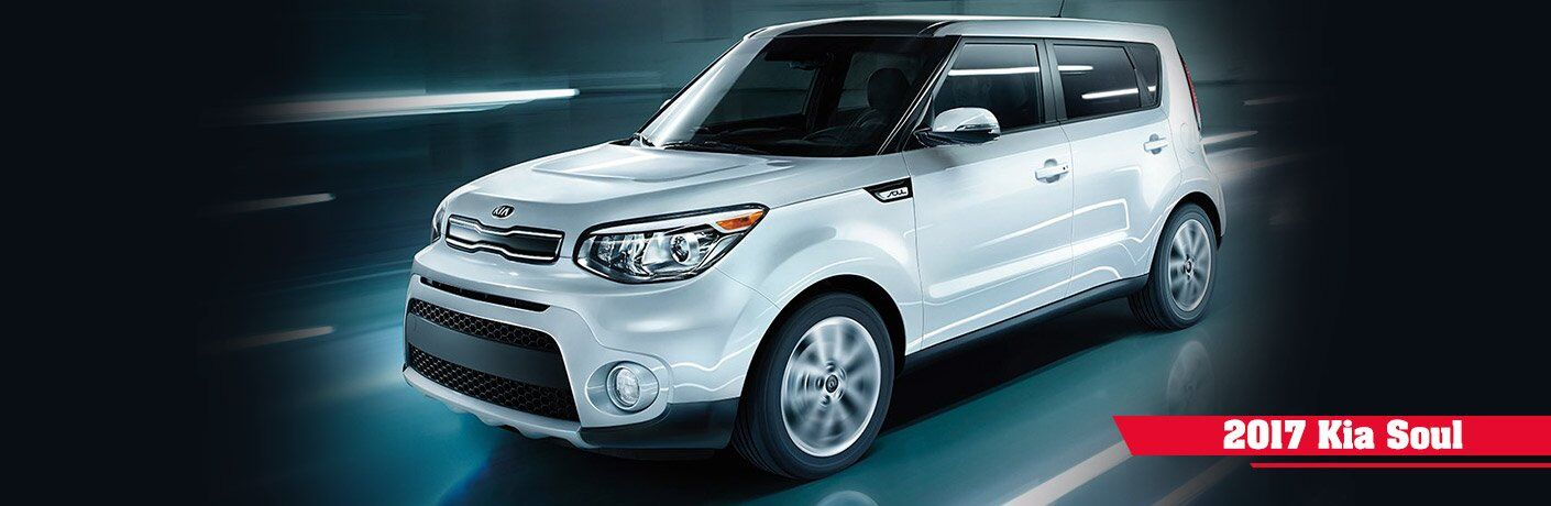 2017 Kia Soul Trim Comparison
