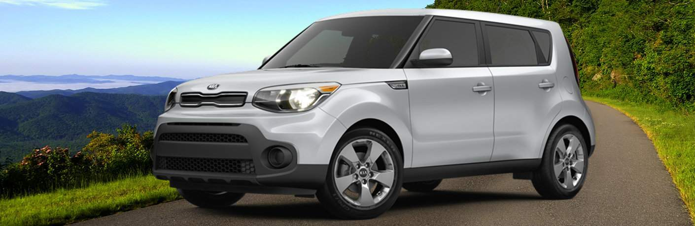 2018 Kia Soul Trim Comparison