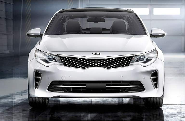 The Kia Optima was fully redesigned in 2016