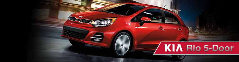 You May Also Like Kia Rio 5-Door