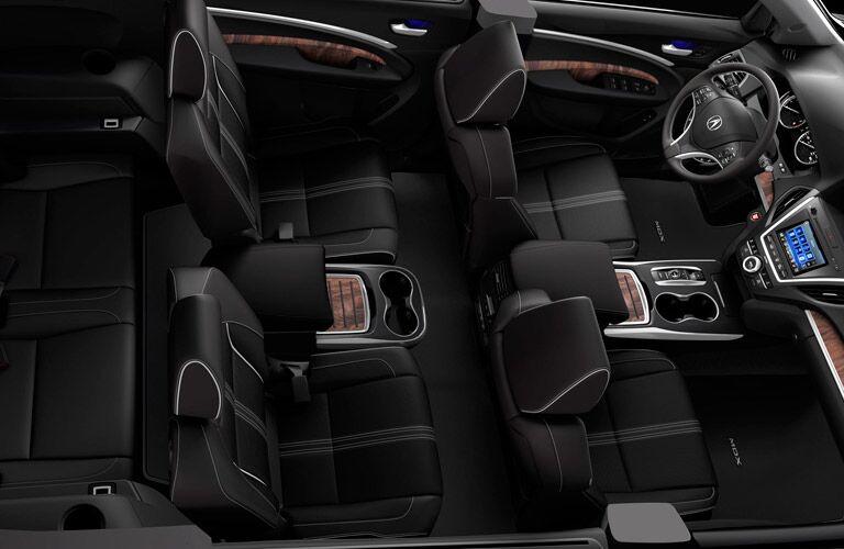 2017 Acura MDX comfort