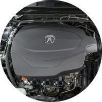 2017 Acura TLX Engine Options