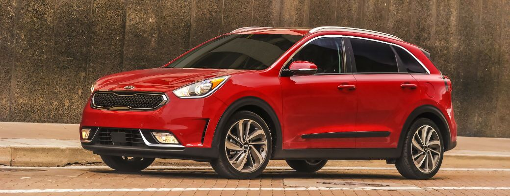 Reserve the 2017 Kia Niro near Pensacola, FL