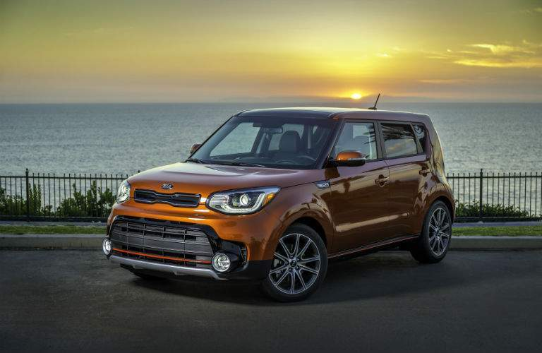 The 2017 Kia Soul uses its unique shape to provide a large interior cabin