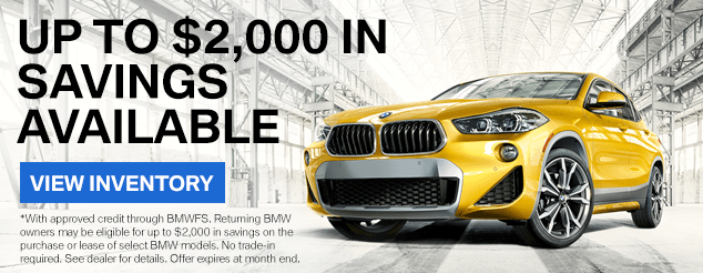BMW Loyalty Bonus
