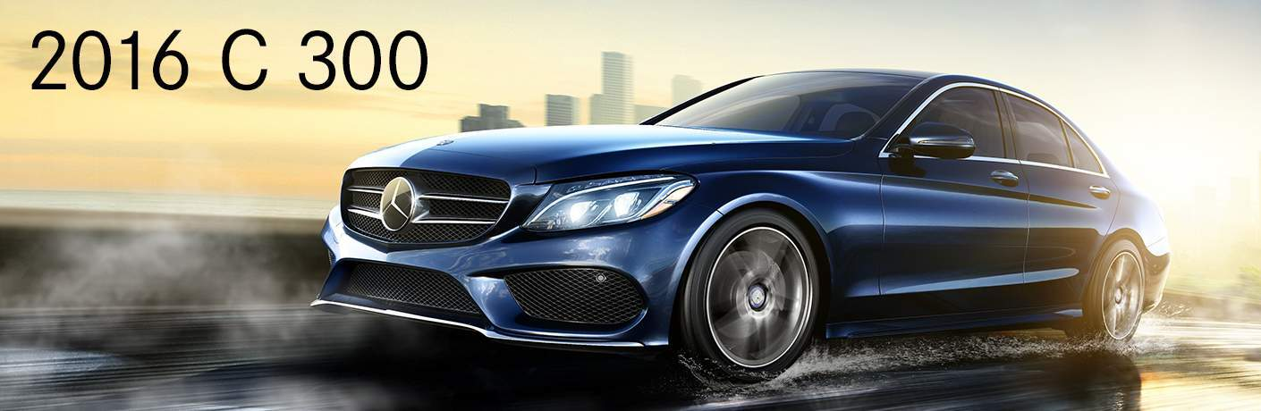 2016 mercedes benz c300 wilmington de for Mercedes benz of wilmington wilmington de