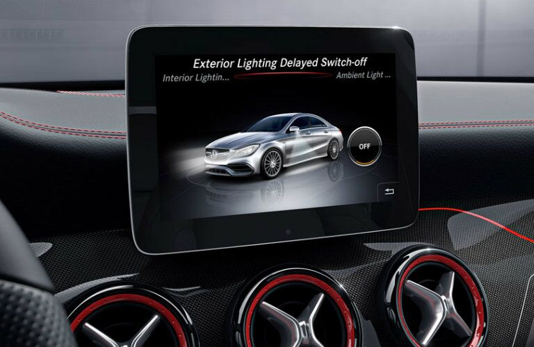 217 CLA250 8 inch touch screen