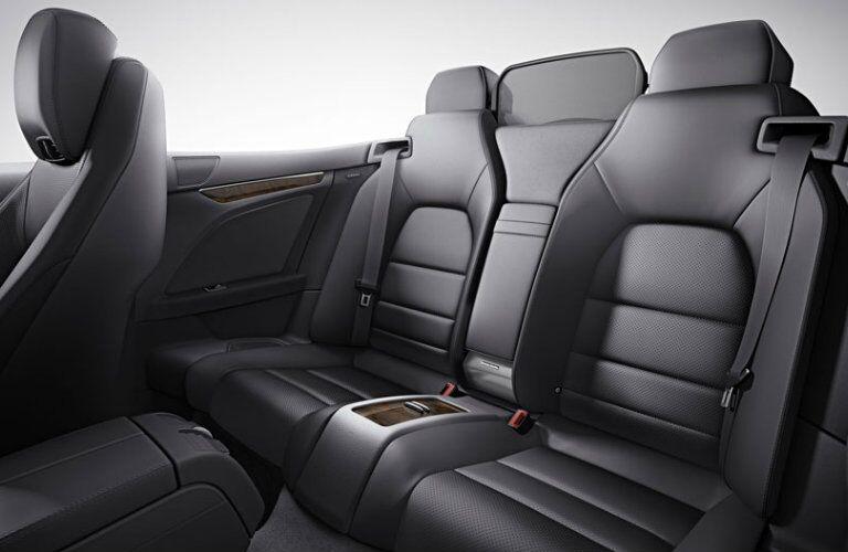 2017 Cabriolet E 400 premium interior
