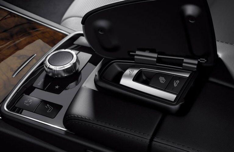 2017 Cabriolet E 400 technologies